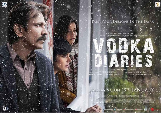 Vodka Diaries 2018