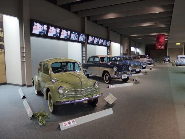 TOYOTA AUTOMOBILE MUSEUM 3F