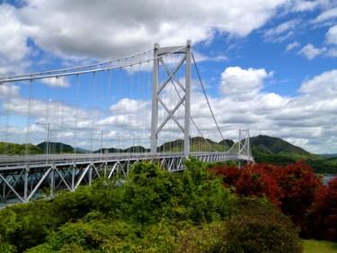因島大橋   西瀬戸自動車道