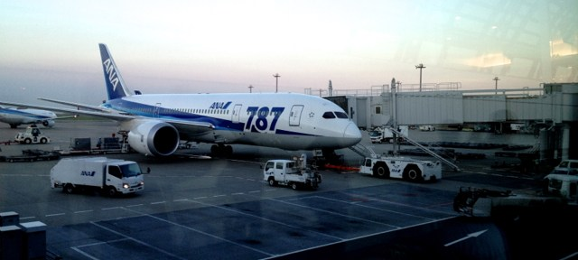 B787 | The Boeing Company