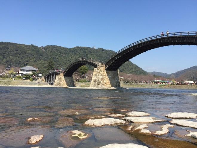 錦帯橋 | 山口県岩国市