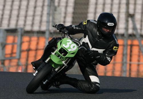 オートポリスのKSR110耐久チャレンジに出場してきました