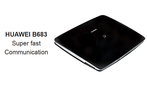 Huawei B683 3G UMTS HSPA+ 28.8mbit/s Wireless Router