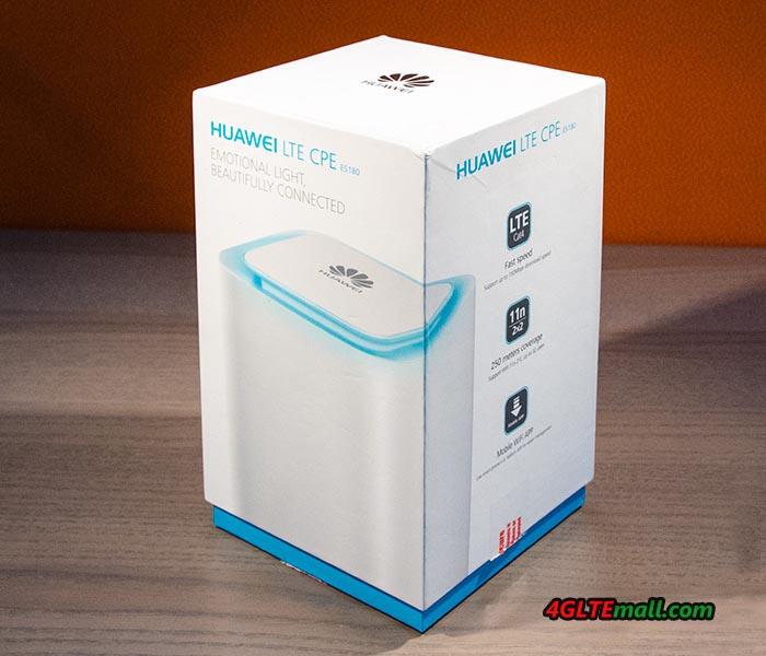 Huawei 4G WiFi Cube E5180 BOX
