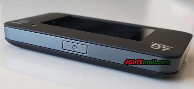 Telstra WiFi 4G Advanced II back logo