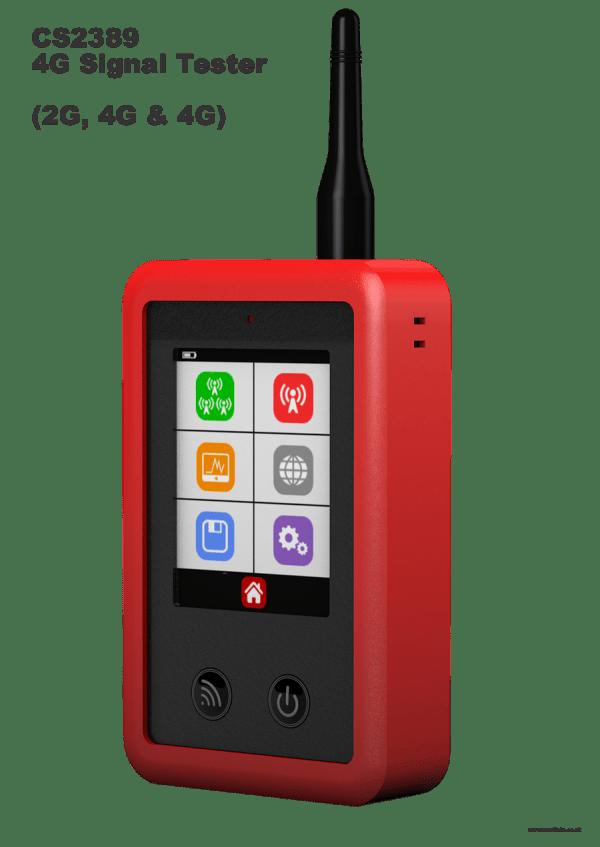 CS2389 4G Signal Tester