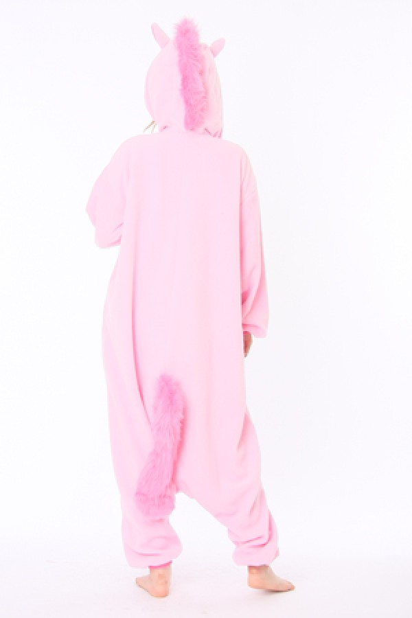 Pink Unicorn Kigurumi Animal Onesie