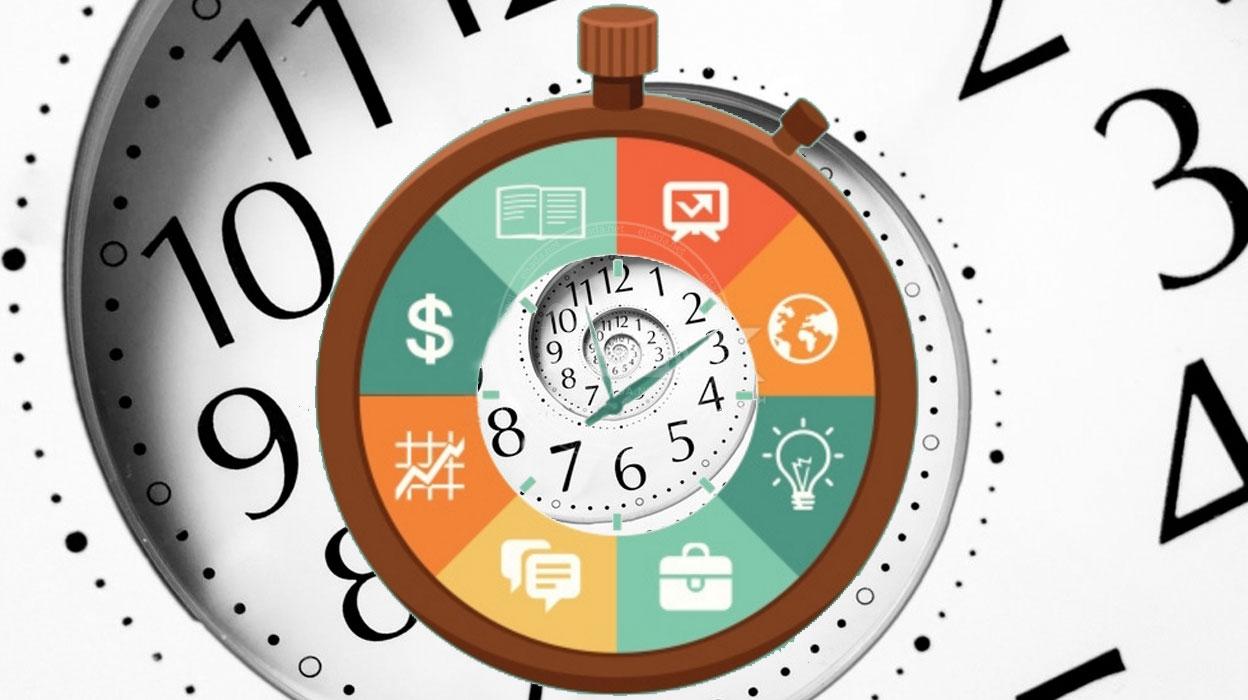 تحميل كتاب إدارة الوقت