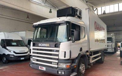 Scania 4×2 gruppo frigorifero