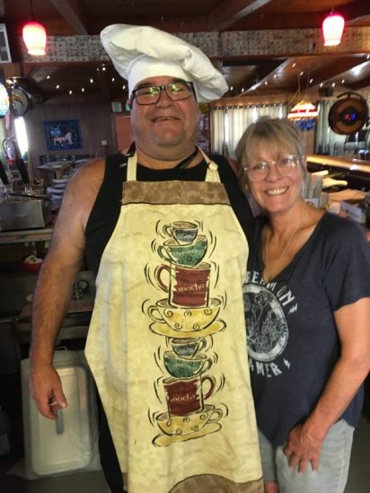 Chef Bear Miller