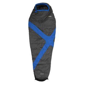Bolso de dormir azul con negro modelo Tucson