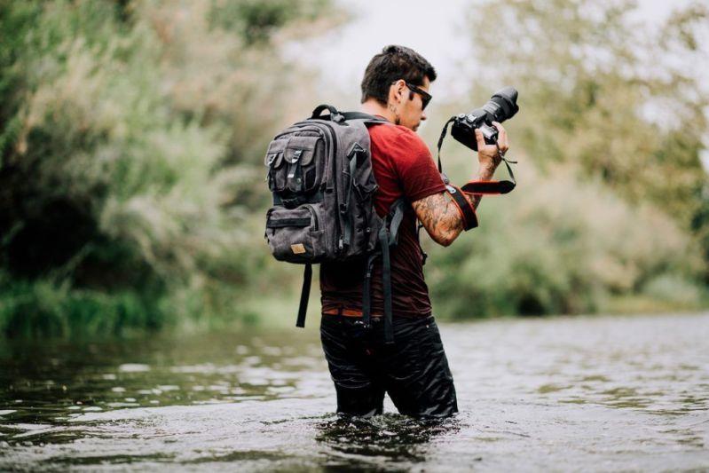 Cómo cuidar tu equipo fotográfico en tus viajes al aire libre