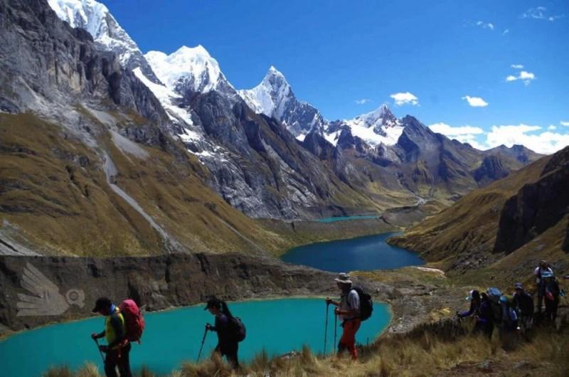 Todo lo que debes saber del trekking a la cordillera de Huayhuash