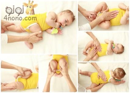 ماهو علاج الامساك عند الرضع