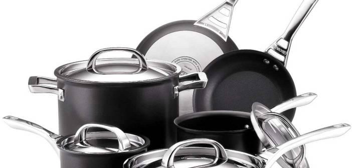 حلل الطهي بأنواعها (مميزاتها وعيوبها) مع نصائح للمحافظة عليها