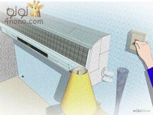 كيفية تنظيف التكييف بمنتهى السهولة بالصور 670px-Clean-Air-Conditioner-Coils-Step-1