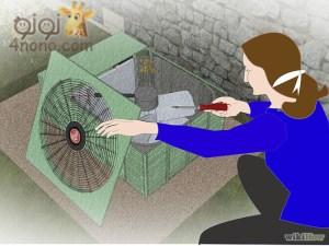 كيفية تنظيف التكييف بمنتهى السهولة بالصور 670px-Clean-Air-Conditioner-Coils-Step-4