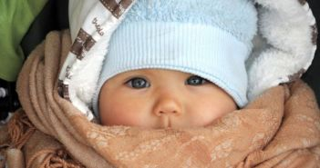 العناية بصحة الطفل في الشتاء