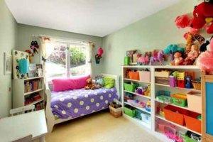 نصائح لترتيب وتوسيع غرفة الطفل الضيقة