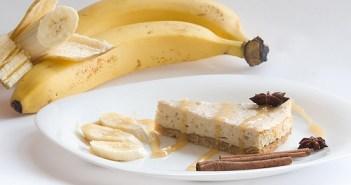 طريقة عمل كيكة الموز الباردة للأطفال