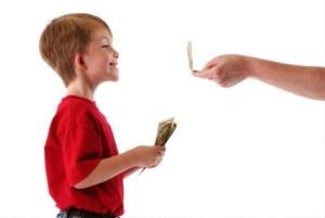 كيف تعطي مصروف لأولادك ؟