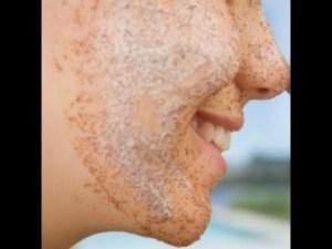 طريقة عمل إسكراب طبيعي لتقشير الجلد الميت