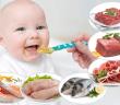 وجبات مغذية للرضع بعد 6 شهور