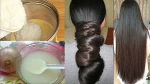وصفات من البصل للشعر مع فوائد البصل المدهشة للشعر
