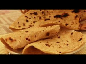 خبز الروتي الهندي لمحبي الأكلات الهندية