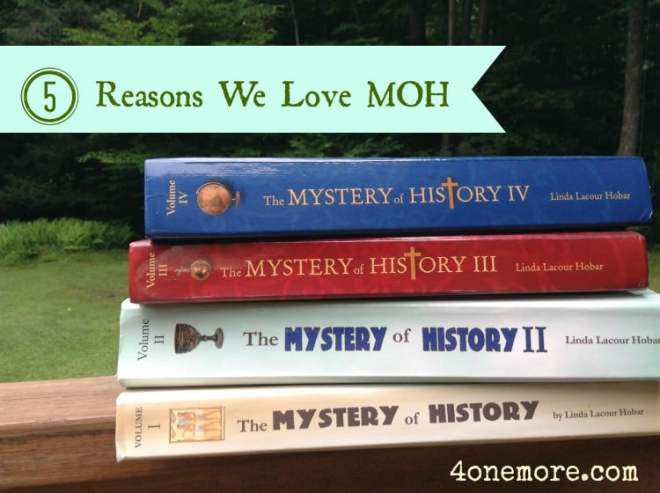 5 Reasons We Love MOH @4onemore.com