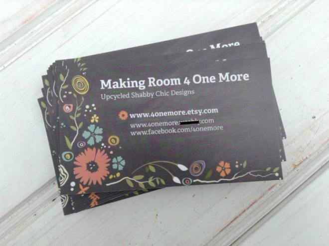 etsy insider selling tips @Making Room 4 One More