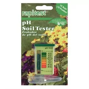 Lust Rapitest pH Soil Tester