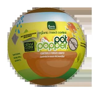 Nema Globe Pot Popper