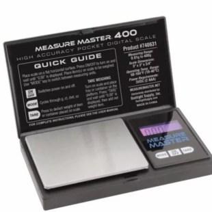 Measure Master Digital Scale