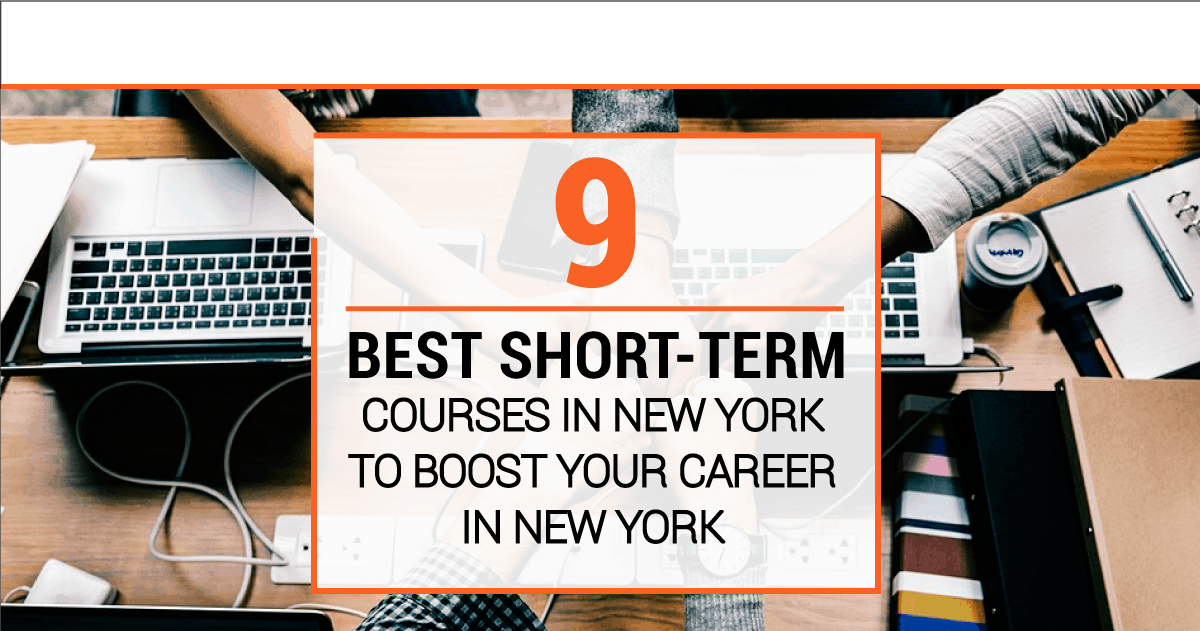9 Best Short Term Courses In New York To Boost Your Career