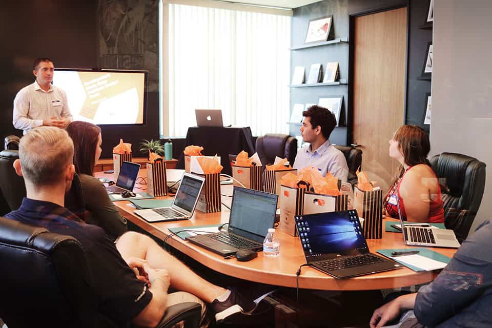 PMP certification training, boot camp format
