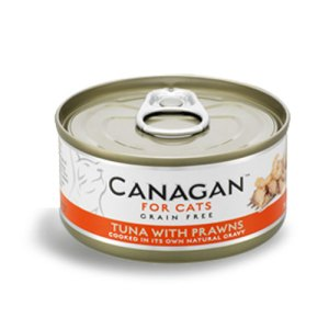 Canagan Tuna with Prawns