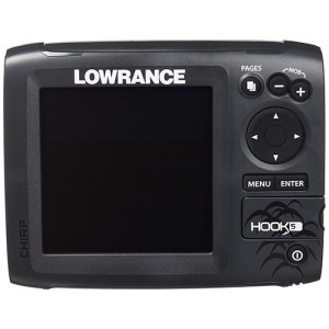Fischfinder Hook 5 von Lowrance