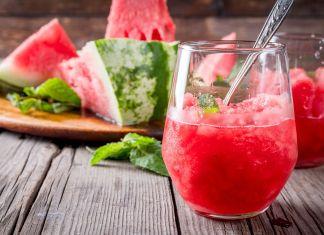 Wassermelone einfrieren