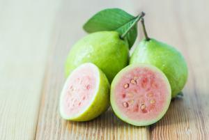 Einige Guaven