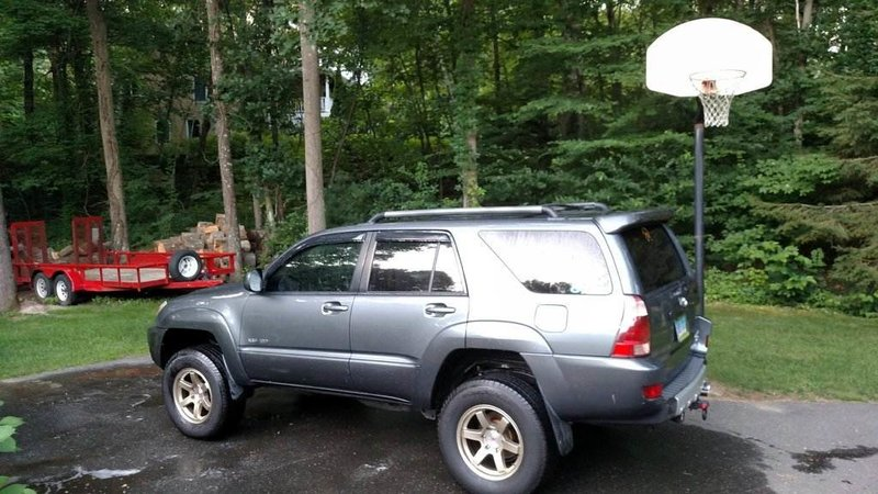 how to roof rack removal install