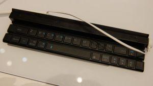 LG Rollup Keyboard