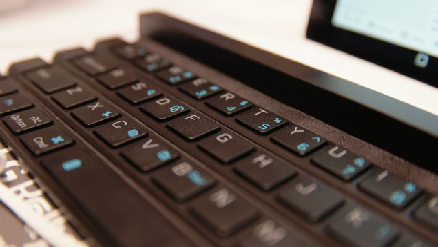 LG Roll-UP Tablet Keyboard