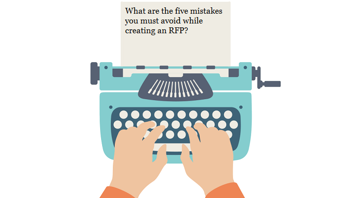 Five mistakes you must avoid while creating an RFP
