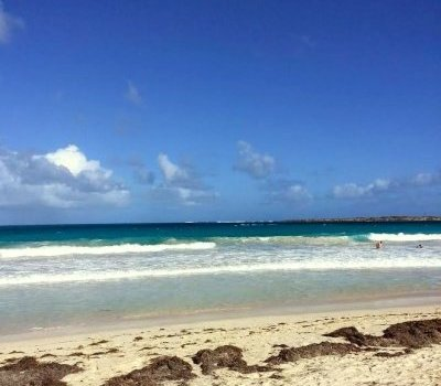 St. Maarten Orient Bay Beach