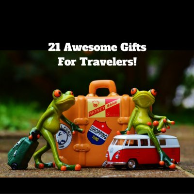 Need Some Ideas? 21 Awesome Holiday Gifts For Travelers!