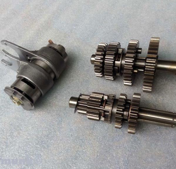 Motorblok delen Z50A