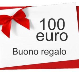 Buono regalo € 100