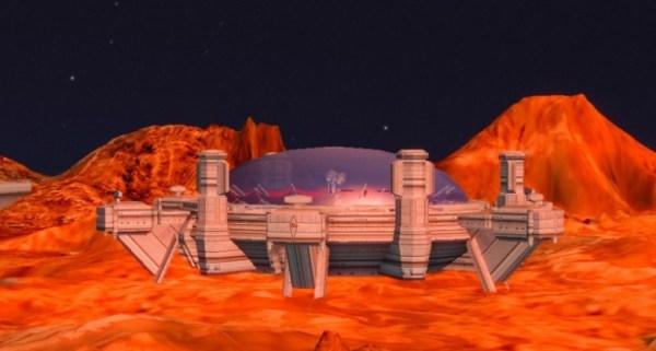 Club Neverdie in Entropia Universe