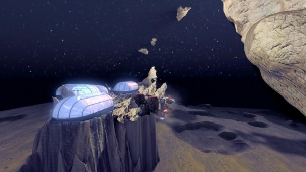 Crystal Palace from Entropia Universe